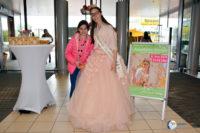 Äppelblüte-Königin bei uns im Äppelallee-Center