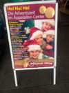 Weihnachten im Äppelallee-Center